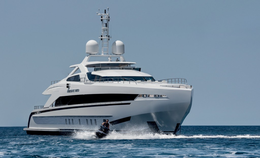 Superyacht Tenders & Toys and Heesen Yachts make a movie