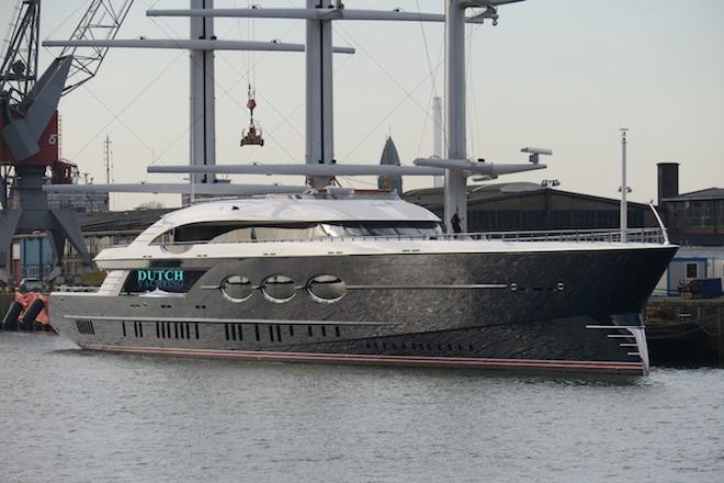 The Top 10 Dutch Superyachts Ever Built - Superyacht Content