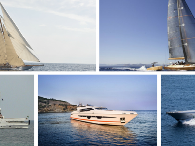 top 5 superyachts