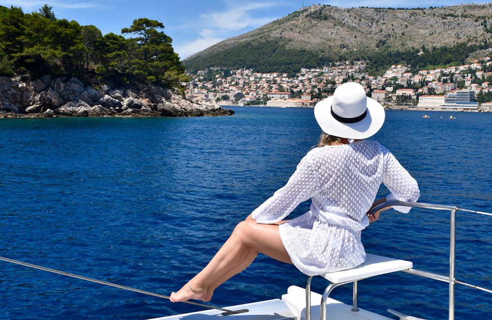 yacht onboard
