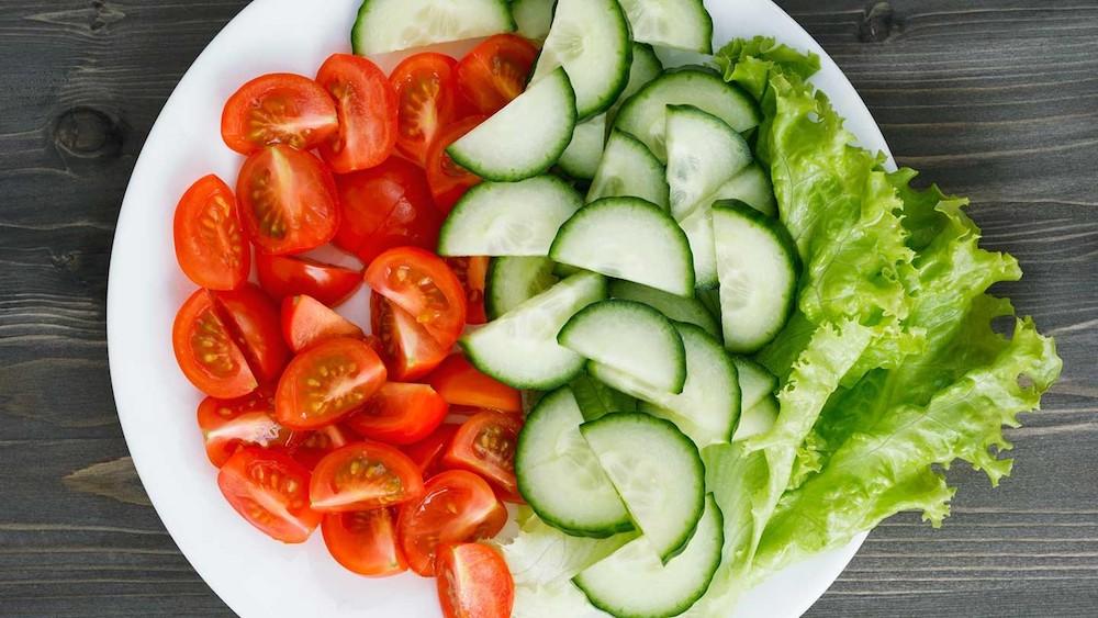 Salad fad diets