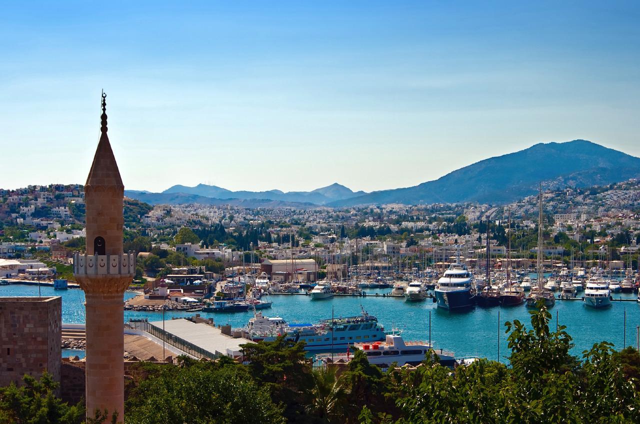 Chartering in Turkey