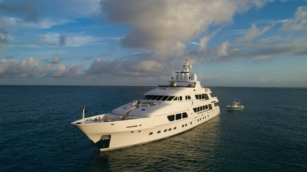 Meet M/Y Three Forks: The Most Opulent Classic Yacht For Charter