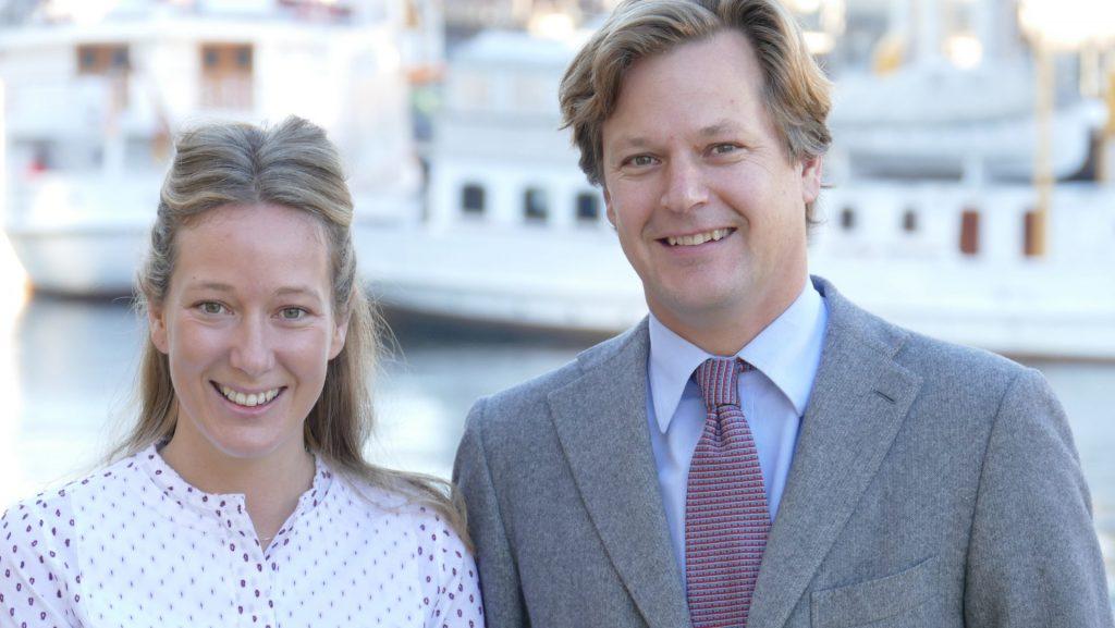 Anna Schroeder and Martin Baum
