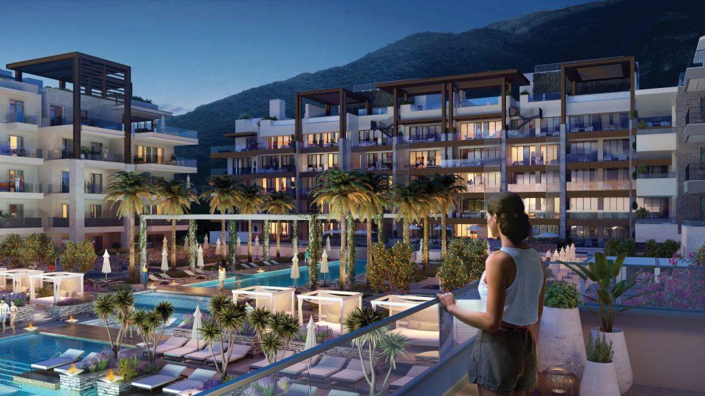 luxury waterfront estate