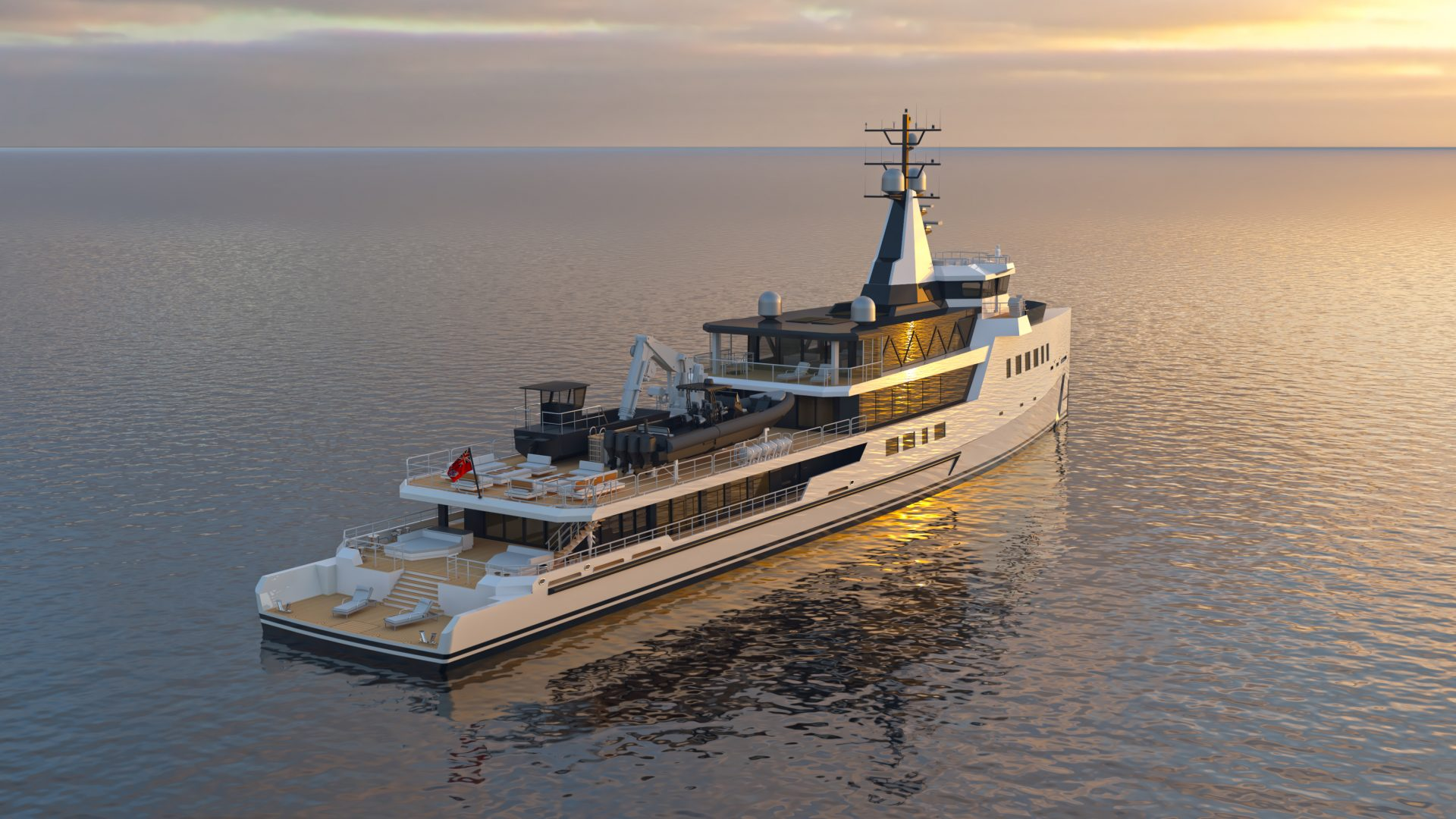 Superyacht Project Aquamarine