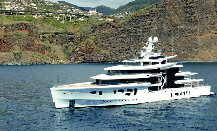 New build to see at monaco yacht show 2021