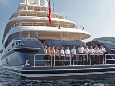 Yacht Crew Money